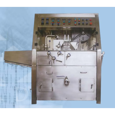 Chocolate Enrobing Machine - chocolate-61