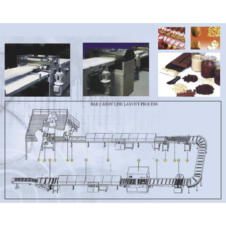 Chocolate Making Machine - LC-28B