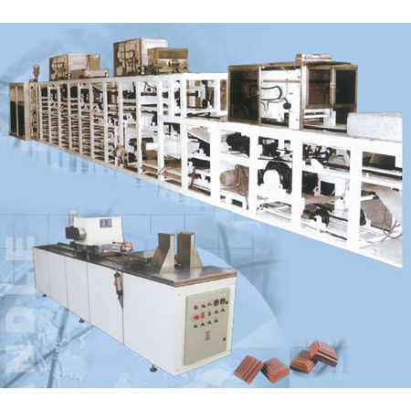 Chocolate Moulding Machine - chocolate-51