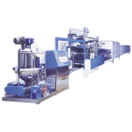 Candy Production Machine - LC-DSC