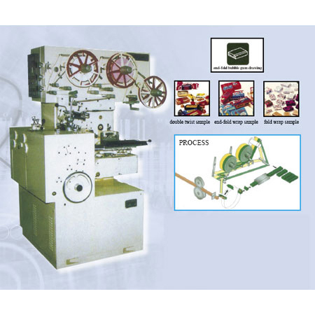 Candy Packaging Machine - LC-128